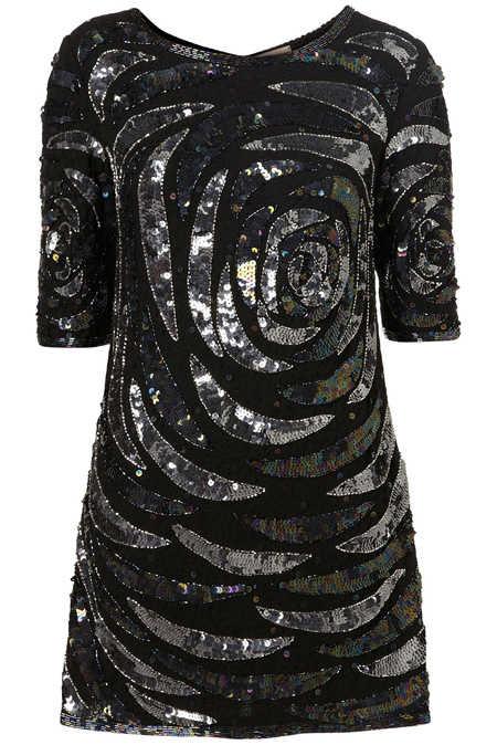 vestidos topshop navidad 2011