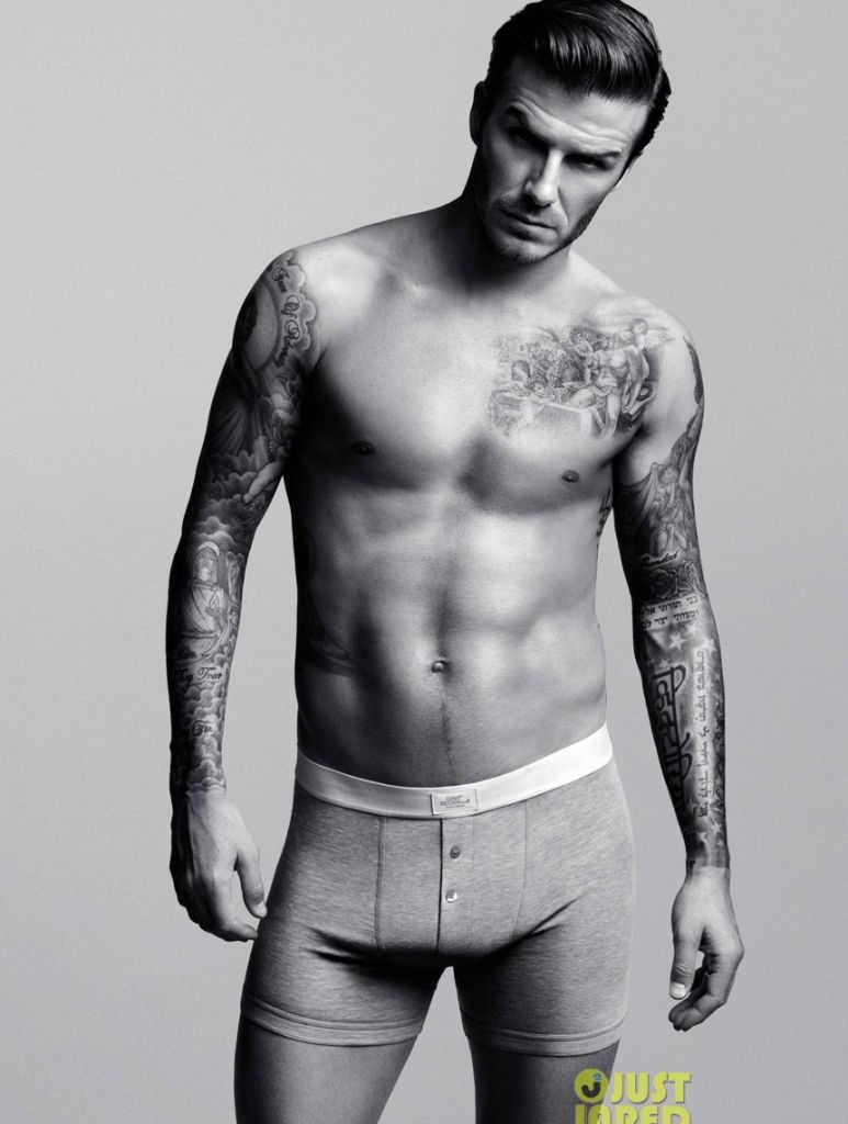 David Beckham H&M 3