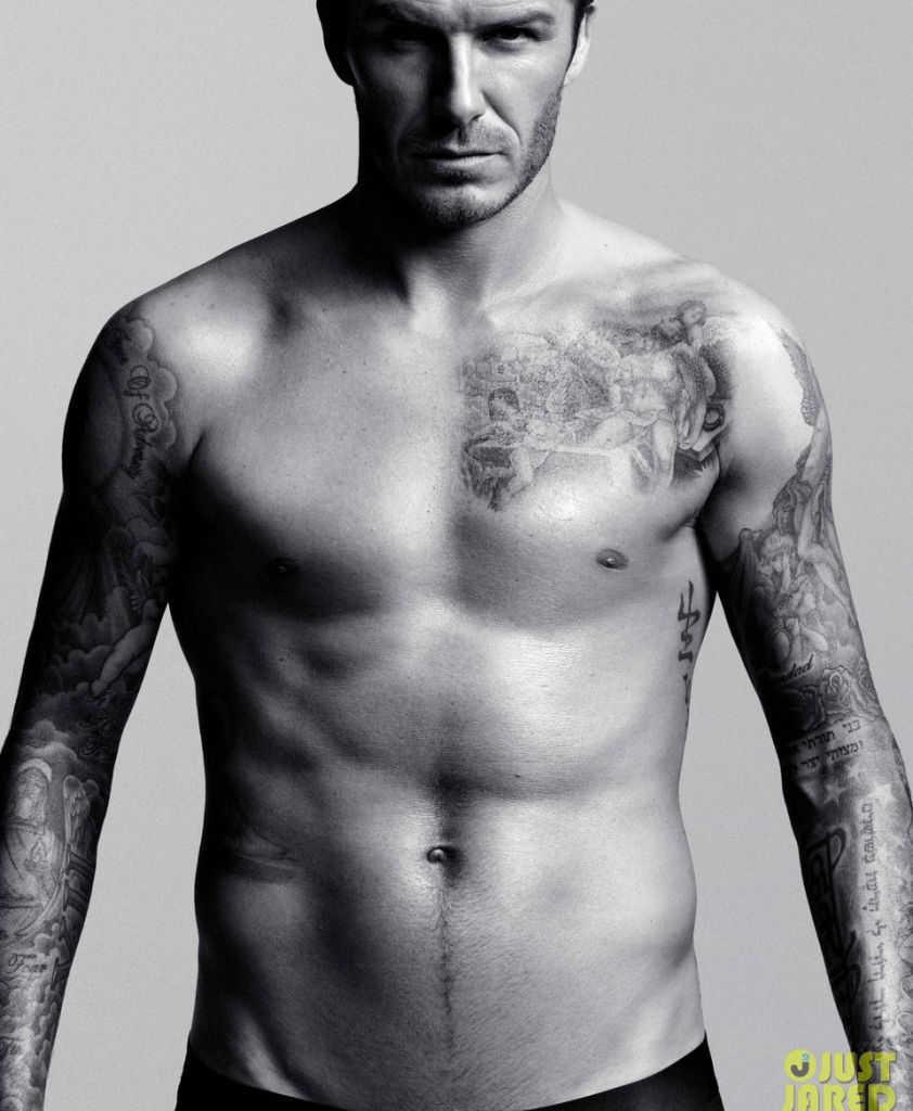 David Beckham H&M 6