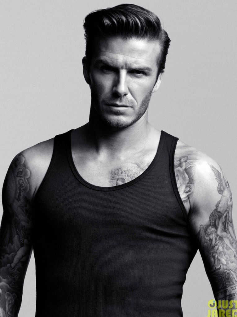David Beckham H&M 7