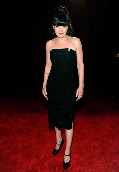People Choice's Awards 2012 Pauley Perrette