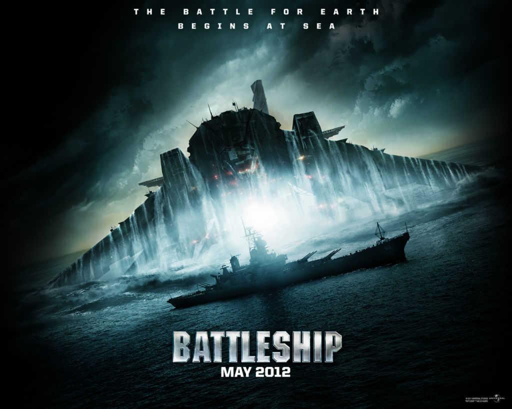Battleship película
