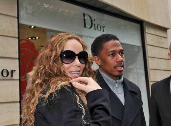 Mariah Carey en París