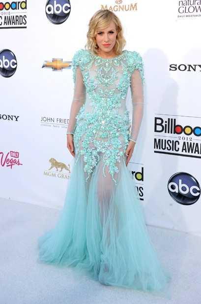Premios Billboard 2012 Natasha Bedingfield