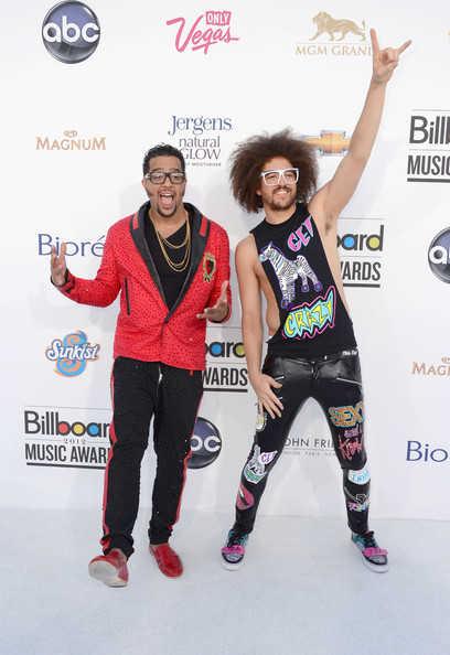 Premios Billboard 2012 LMFAO