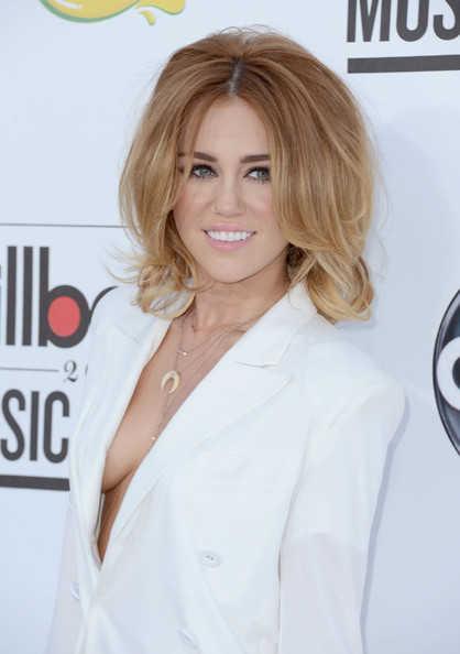 Premios Billboard 2012 Miley Cyrus