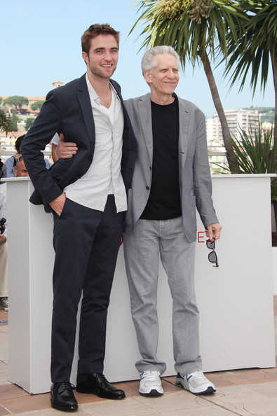 Cannes Robert Pattinson