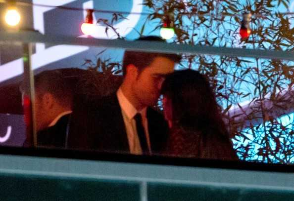 Cannes Robert Pattinson Kristen Stewart