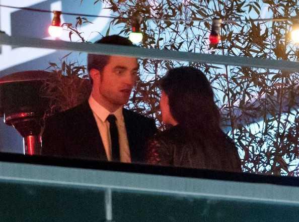 Cannes Robert Pattinson Kristen Stewart