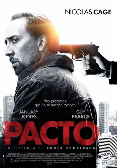 El Pacto cartel de película