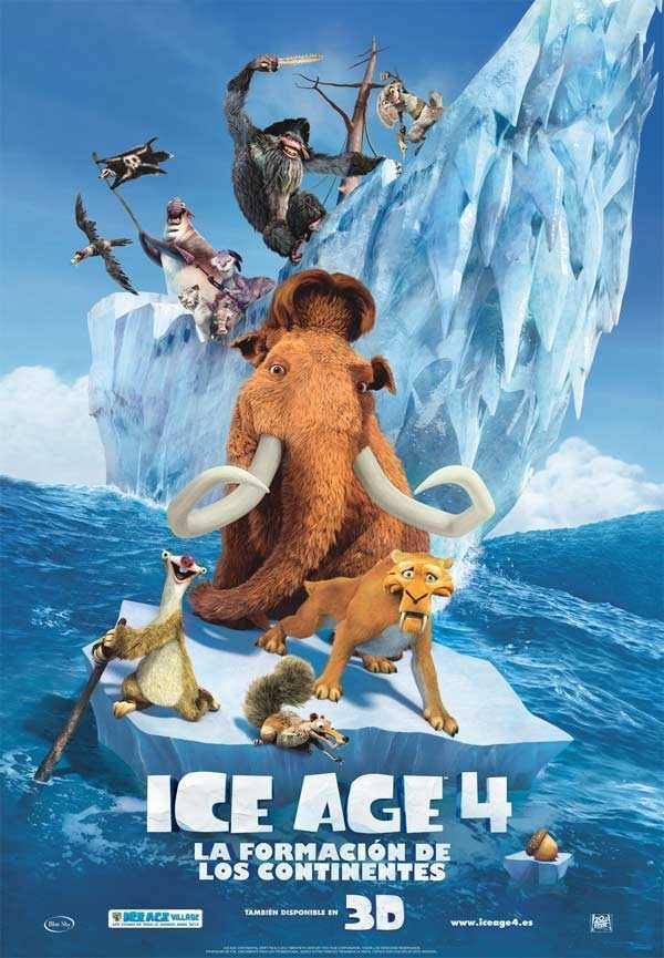 Ice Age 4 Cartel