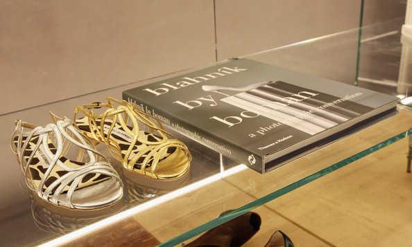 Manolo Blahnik colección otoño invierno 2012