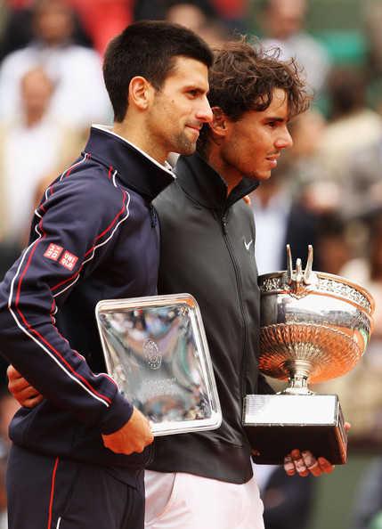 Rafa Nadal campeón Roland Garros 2012