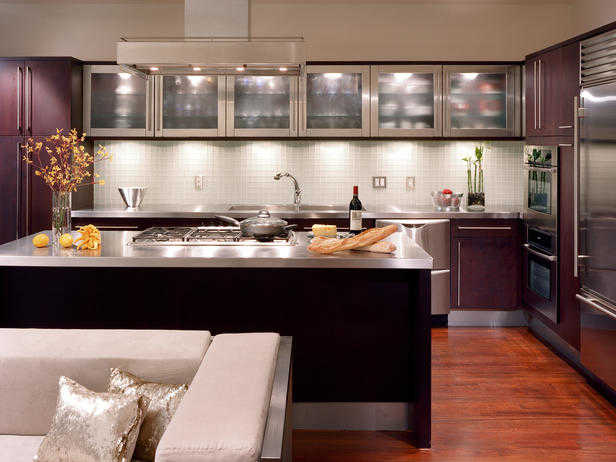 encimeras de cocina de aluminio