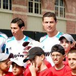 Real Madrid en Los Angeles 2012