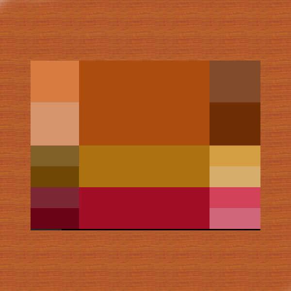 Combinaci n de colores para interiores - Paleta de colores para paredes interiores ...