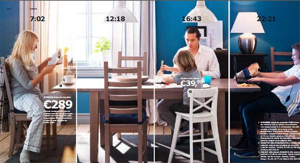 Muebles de comedor Ikea 2013
