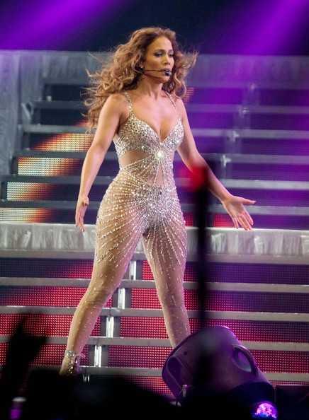 Concierto de Jennifer Lopez en Madrid