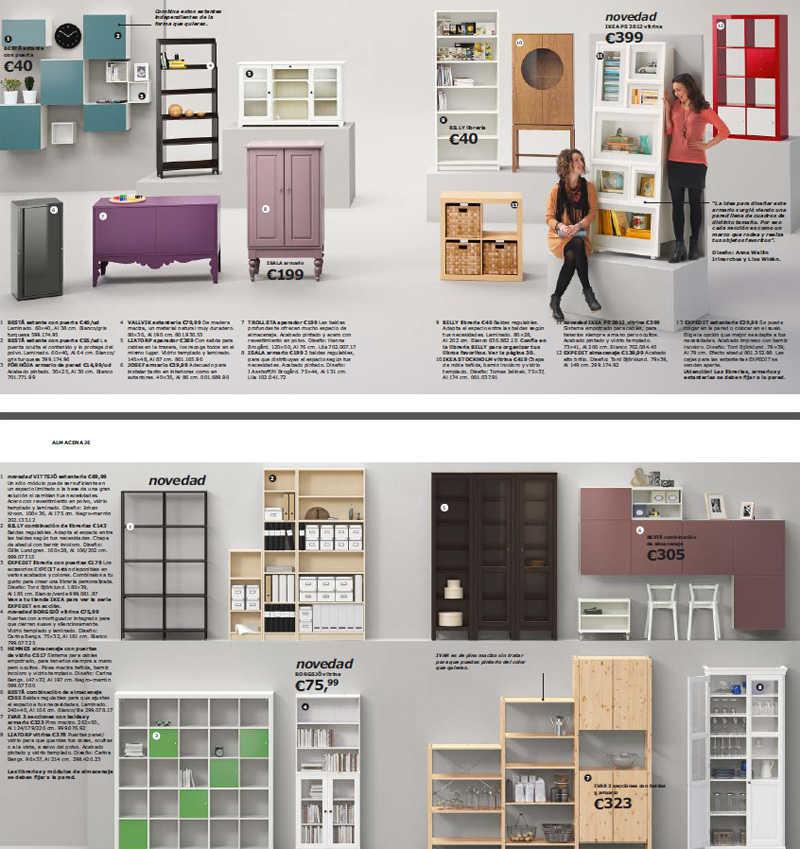 Muebles de salón Ikea 2013