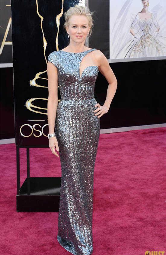 Oscars 2013 Naomi Watts