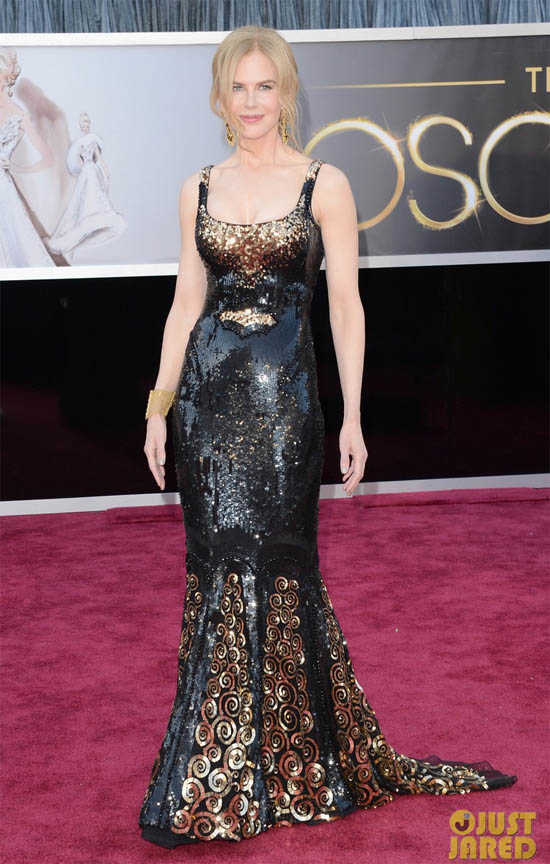 Oscars 2013 Nicole Kidman