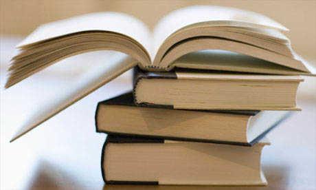 Recomendaciones de libros, febrero 2013