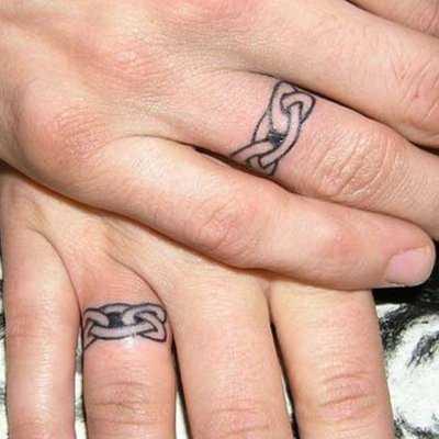 Ideas de tatuajes para parejas 5