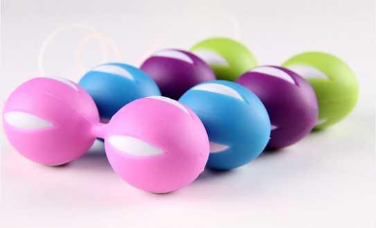 como se usan bolas chinas