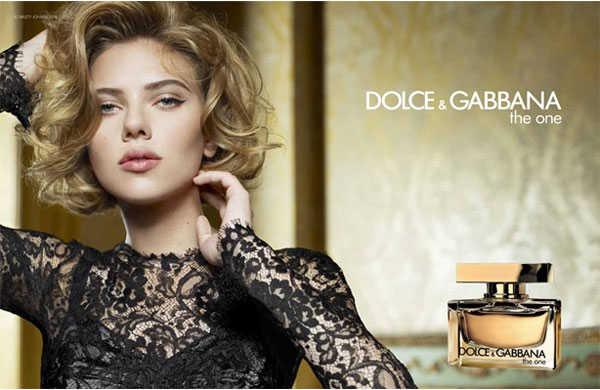 Scarlett Johansson, el making off de Dolce & Gabbana 4
