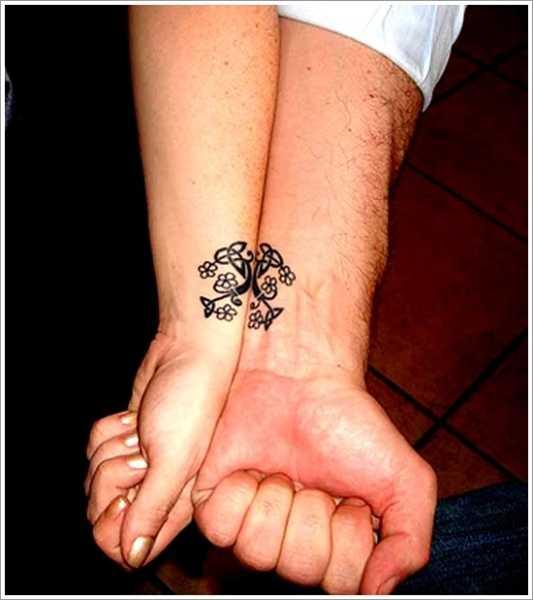ideas de tatuajes para parejas