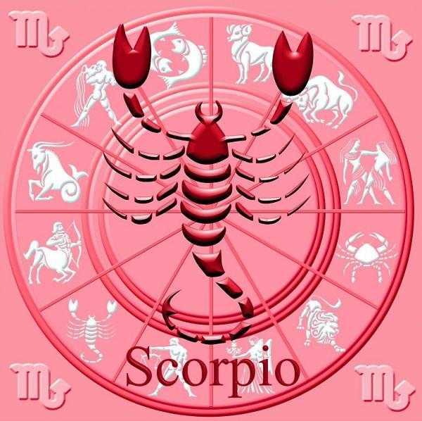 Horóscopo Escorpio octubre