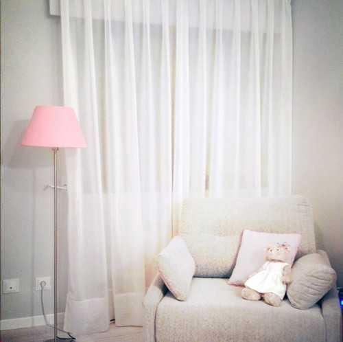 Cómo combinar las cortinas de zara home 3