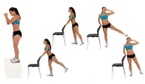 ejercicios para adelgazar caderas 3