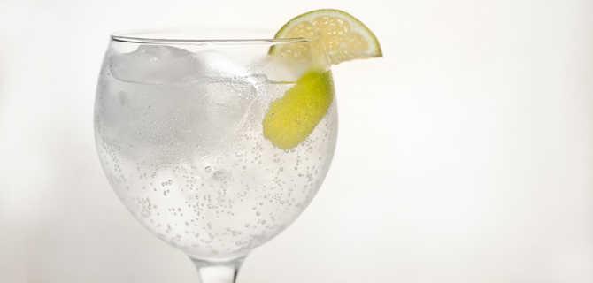 como hacer un gin tonic