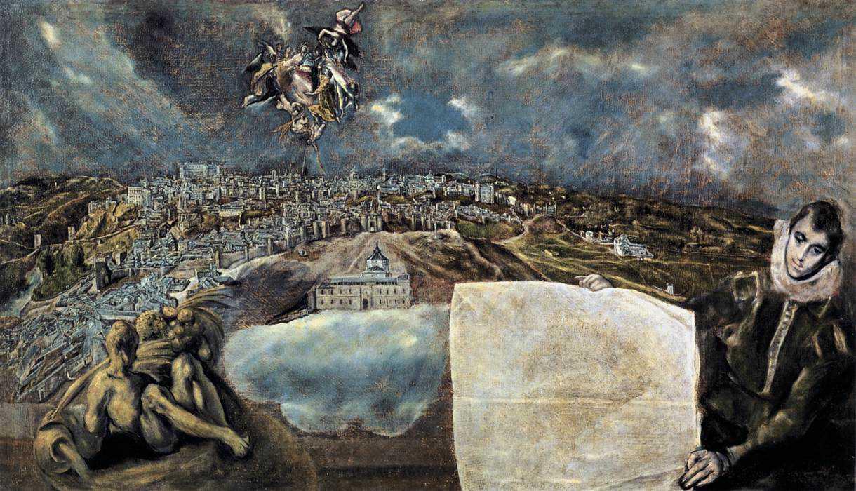 El Greco y sus mejores cuadros 1