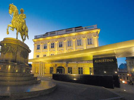 museo albertina de Viena