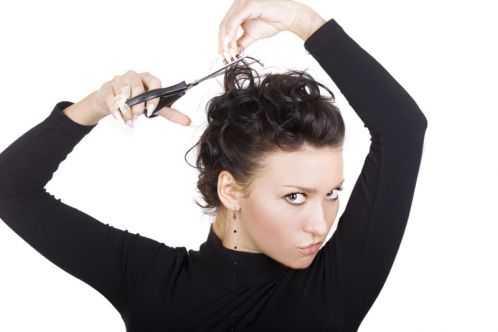 cortarse el pelo uno mismo