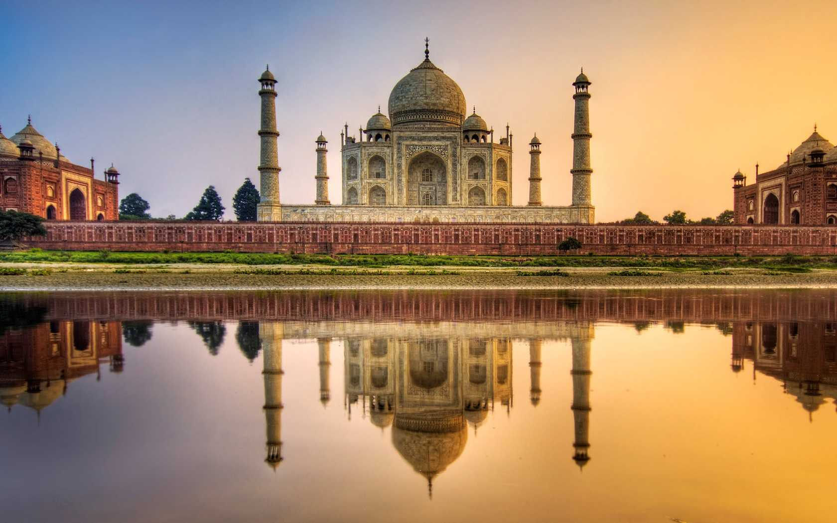 que ver en la india
