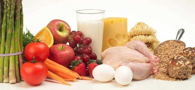 Para qué sirve la tabla calórica de alimentos 15