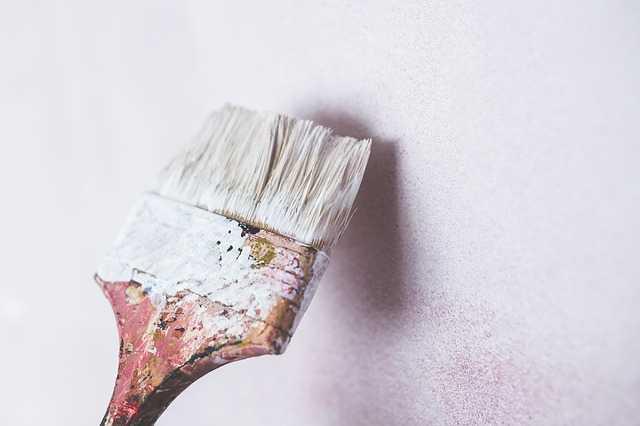 Pintar el salón de dos colores 6