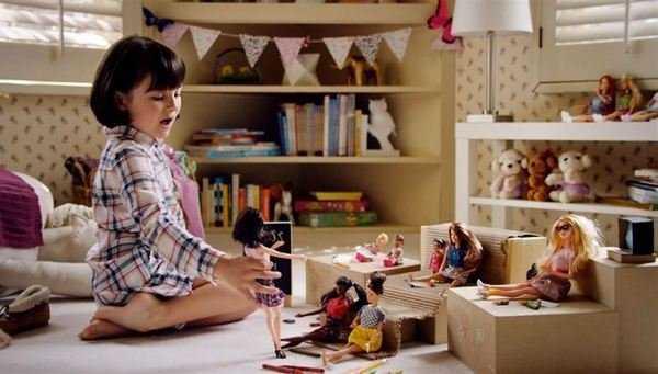 Imagina todas las posibilidades con Barbie 1