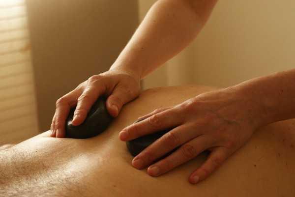 como dar masajes