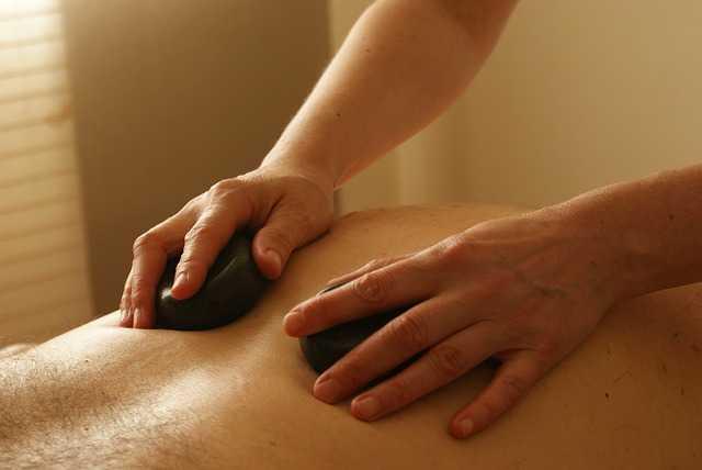 masaje terapuetico