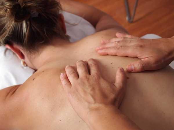 tecnica de masaje