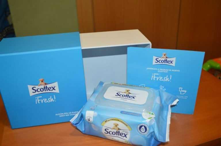 La revolución del papel higiénico llega de la mano de Scottex® 4