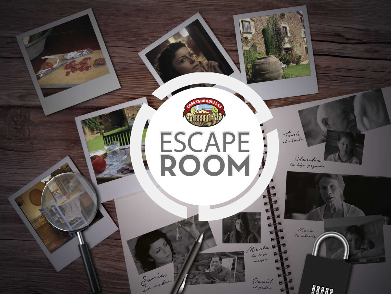 Descifra los enigmas de Casa Tarradellas en su Escape Room