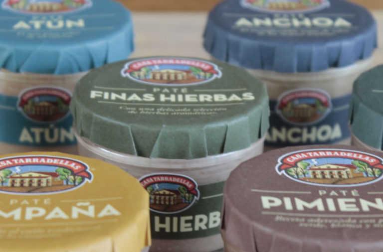 Casa Tarradellas lanza sus 12 nuevos sabores de paté 4