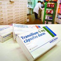 Tranxilium, prospecto y efectos secundarios 1