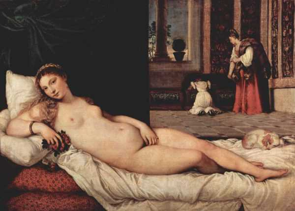 La leyenda de Venus, un símbolo de seducción 1