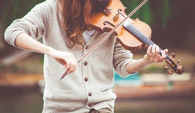 Como aprender a tocar el violín 2